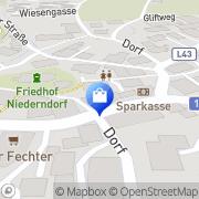 Karte Doppelhammer Vera Niederndorf, Österreich