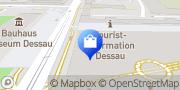 Karte Apollo-Optik Dessau, Deutschland