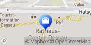 Karte Fielmann – Ihr Optiker Dessau-Roßlau, Deutschland