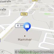 Karte ratiomat Einbauküchen Wolfen, Deutschland