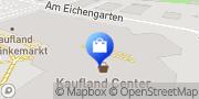 Karte Vodafone Shop Dessau-Roßlau, Deutschland