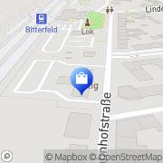Karte Sanitätshaus Balance Bitterfeld, Deutschland