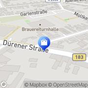 Karte Hans-Jürgen Schulze Bitterfeld, Deutschland