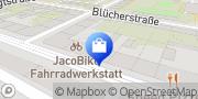 Karte Staubsauger-Center Leipzig Leipzig, Deutschland