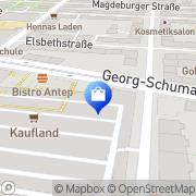 Karte Apollo-Optik Leipzig, Deutschland