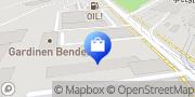 Karte Gardinen Bender GmbH & Co. KG Leipzig, Deutschland
