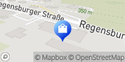 Karte Netto Filiale Wörth an der Donau, Deutschland