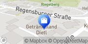 Karte EP:Schuller Wörth, Deutschland