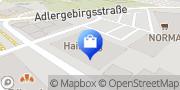 Karte Apollo-Optik Waldkraiburg, Deutschland