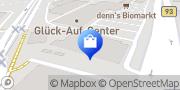 Karte PENNY-Markt Discounter Zwickau, Deutschland
