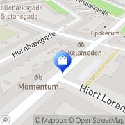 Kort PC-universe.dk København, Danmark
