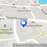 Kort Blue Tapper  København, Danmark