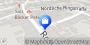 Karte EP:Pagel Teterow, Deutschland