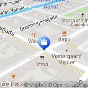 Kort Vestergaard Møbler ApS København, Danmark