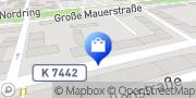Karte o2 Shop Eilenburg, Deutschland