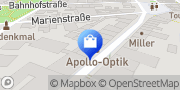 Karte Apollo-Optik Traunstein, Deutschland