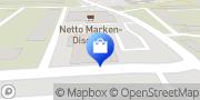Karte Netto Filiale Wittenberg, Deutschland