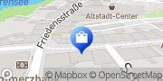 Karte Vodafone Shop Waren, Deutschland