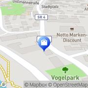 Karte Freiwillige Bogen, Deutschland