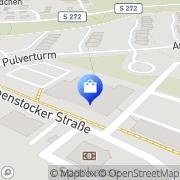 Karte Netto Filiale Johanngeorgenstadt, Deutschland