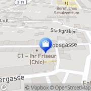 Karte Helfer Hörsysteme Wurzen, Deutschland