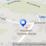 Karte Heidi Schlegel Oelsnitz, Deutschland