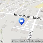 Karte Netto Filiale Stollberg/Erzgeb., Deutschland