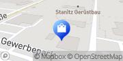 Karte Netto Filiale Zahna-Elster, Deutschland