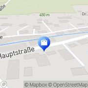 Karte Auto Hänel GbR Raschau-Markersbach, Deutschland