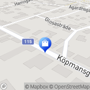Karta Hemkähr, Olle Kähr Båstad, Sverige