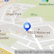 Karte Polo Handelsvertretung Chemnitz, Deutschland