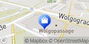Karte PENNY-Markt Discounter Chemnitz, Deutschland