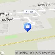 Karta Occoinvent Asmundtorp, Sverige