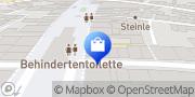 Karte Vodafone Shop Deggendorf, Deutschland