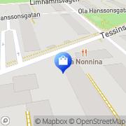 Karta Blomsterspecialisten i Malmö Malmö, Sverige