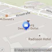 Karte Nike Factory Store Himmelreich, Österreich