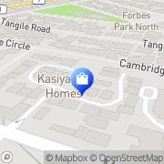 Map Carlo Ambrosio Lina Makati City, Philippines