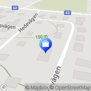Karta Firma S I Gradeus Fristad, Sverige