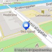 Karta Sko-Tjänst Tomas Lindberg Malmö, Sverige