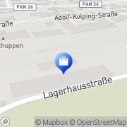 Karte DEAL LX GmbH Simbach am Inn, Deutschland
