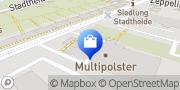 Karte Multipolster -  Potsdam Potsdam, Deutschland