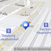 Karte Egger Gerald Salzburg, Österreich
