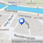 Karte Hanna Trachten Salzburg, Österreich