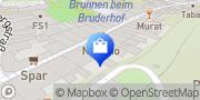 Karte KIND Hörgeräte & Augenoptik Salzburg, Österreich