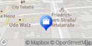 Karte Kollark Augenoptik GmbH Potsdam, Deutschland