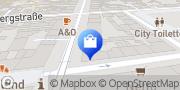 Karte Vodafone Shop Potsdam, Deutschland