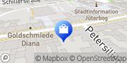 Karte Lotto & Tabakgeschäft Jüterbog, Deutschland