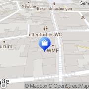 Karte WMF Stralsund, Deutschland