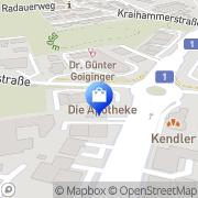 Karte Die Apotheke Magpharm Michael Baumgartner Eugendorf, Österreich