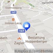 Karte Apotheke zum Kaiser Franz Mattighofen, Österreich